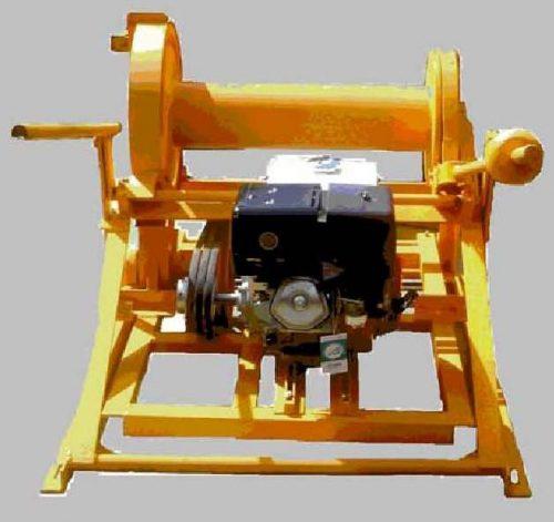 Malacates GIMSA Gasolina M 1000 1 Tonelada